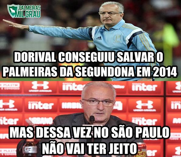 Tropeços E São Paulo E Flamengo São Temas De Memes Veja